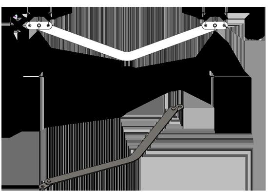 Схема работы механизма 710